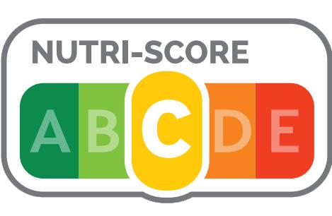 Nutri-Score: C