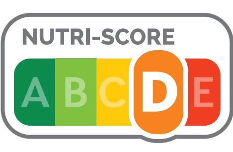Nutri-Score: D