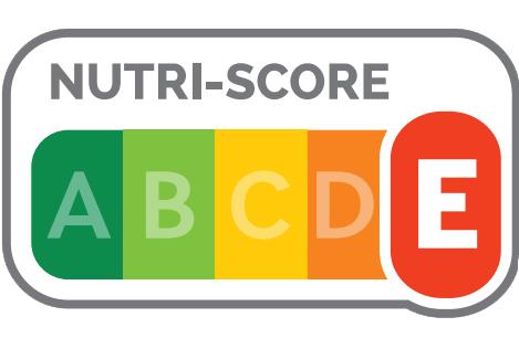 Nutri-Score: E