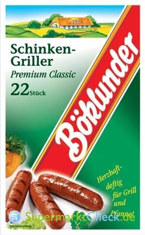 Foto von Böklunder Schinken-Griller Premium