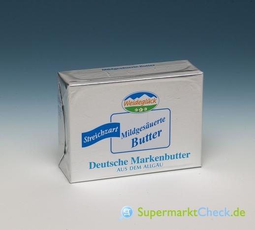 Foto von Weideglück Deutsche Markenbutter Butter