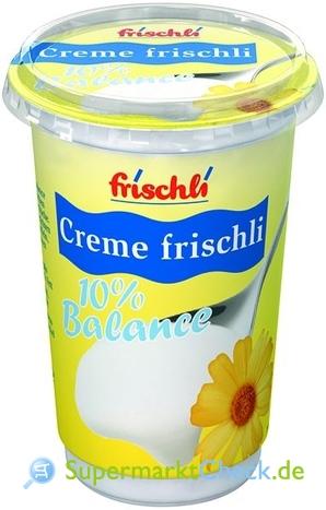 Foto von Frischli Creme frischli 10% Balance