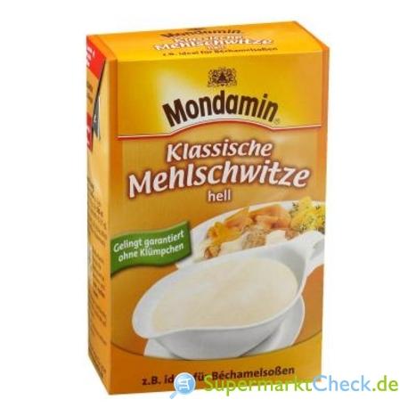 Foto von Mondamin Klassische Mehlschwitze hell