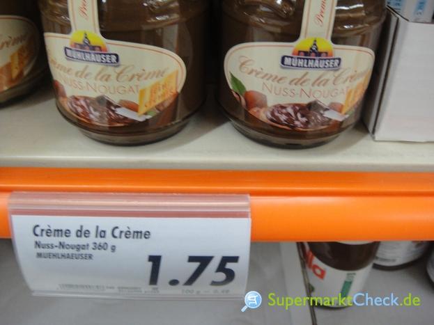 Foto von Mühlhäuser Creme de la Creme