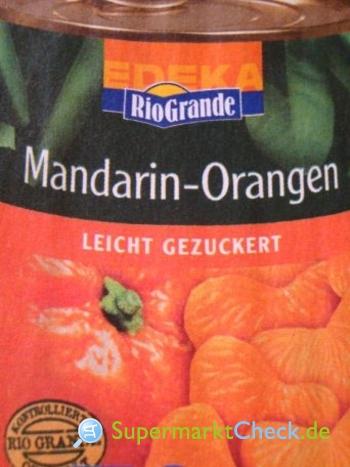 Foto von Rio Grande Mandarin Orangen