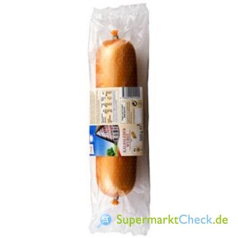 Foto von real Quality Delikatess Kalbsleberwurst