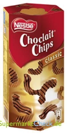 Foto von Nestle Choclait Chips