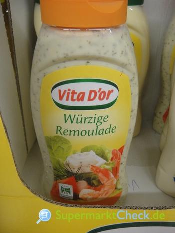 Foto von Vita Dor Würzige Remoulade