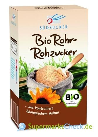 Foto von Südzucker Bio Rohr Rohzucker