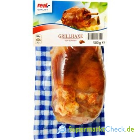 Foto von real Quality Grillhaxe