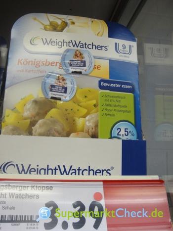 Foto von Weight Watchers® Königsberger Klopse