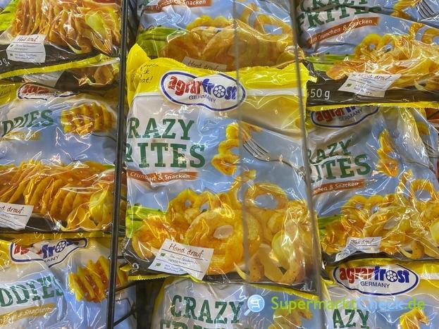 Foto von Agrarfrost Crazy Frites