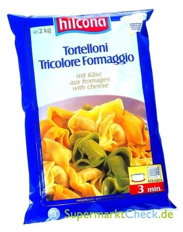 Foto von Hilcona Tortelloni Tricolore Formaggio