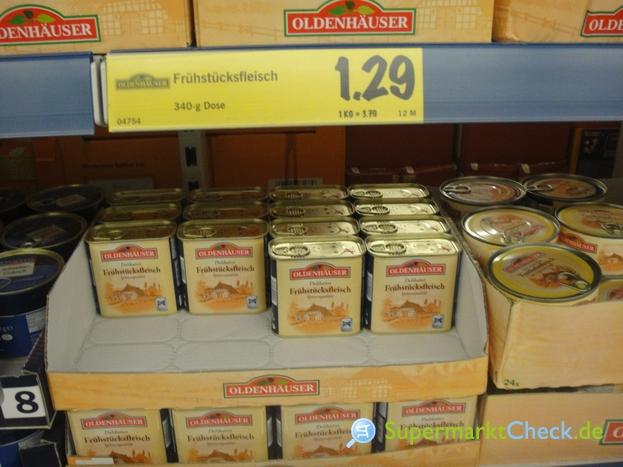 Foto von Oldenhäuser Frühstücksfleisch