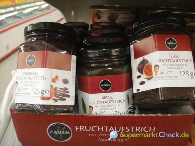 Foto von Premium / Netto Birne Fruchtaufstrich