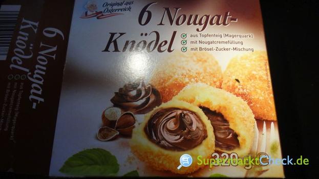 Foto von Original aus Österreich 6 Nougat Knödel