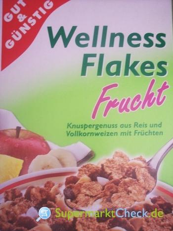 Foto von Gut & Günstig Wellness Flakes
