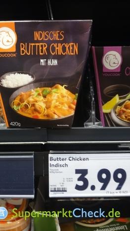 Foto von Youcook Indisches Butter Chicken