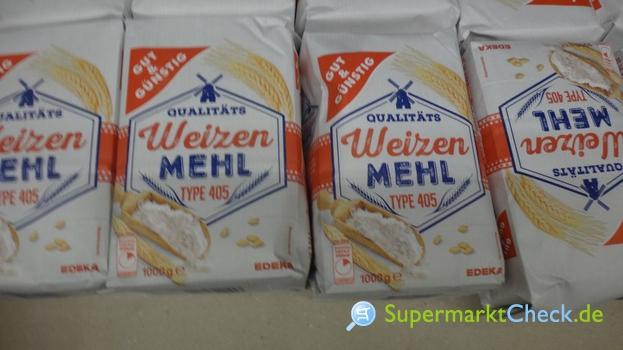 Foto von Gut & Günstig Qualitäts-Weizenmehl