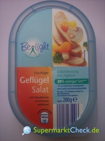 Foto von Be Light Fruchtiger Geflügel Salat
