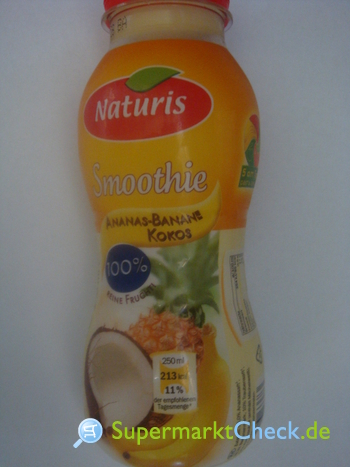 Foto von Naturis Smoothie
