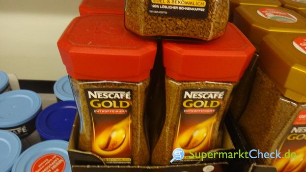 Foto von Nescafe Gold