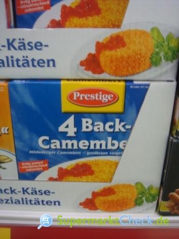 Foto von Prestige Norma  4 Back Camemberts
