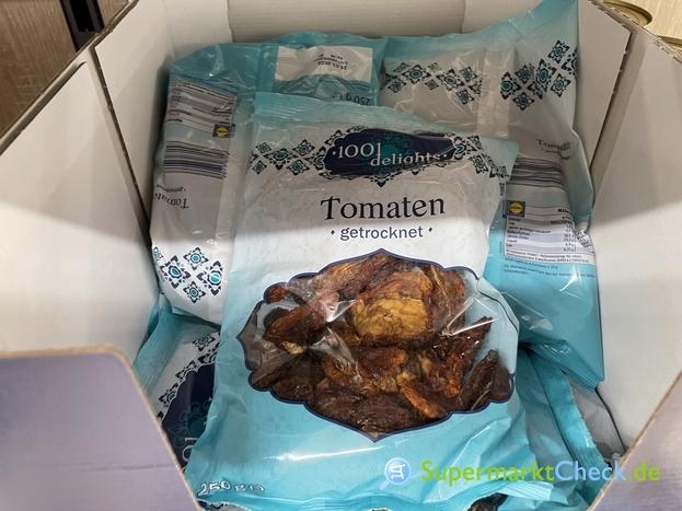 Foto von 1001 delights Tunesische Tomaten getrocknet