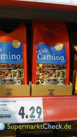 Foto von Gepa Cafe Camino