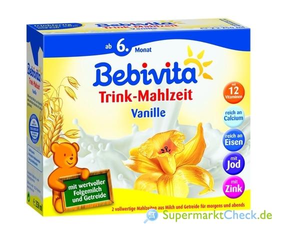 Foto von Bebivita Trink-Mahlzeit