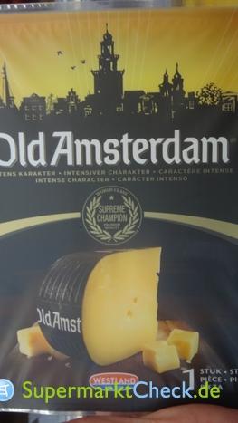 Foto von Old Amsterdam Holländischer Schnittkäse