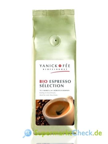 Foto von Yanick und Fee Bio Espresso Selection