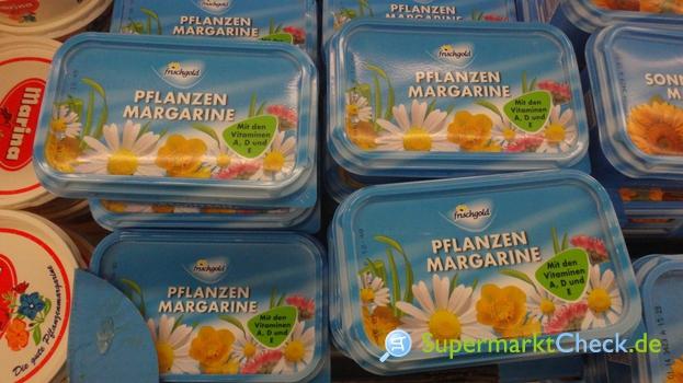 Foto von Frischgold Pflanzen Margarine