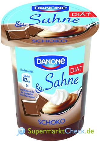 Foto von Danone & Sahne Diät