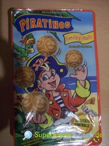 Foto von Piratinos Smiley Balls