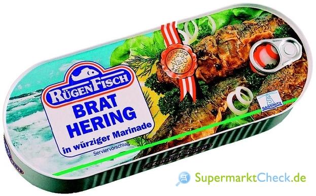 Foto von Rügen Fisch Brathering