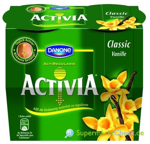 Foto von Danone Activia Classic