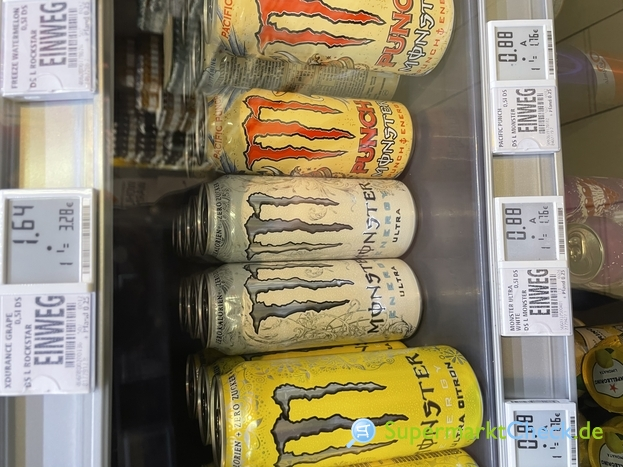 Foto von Monster Energy Ultra White