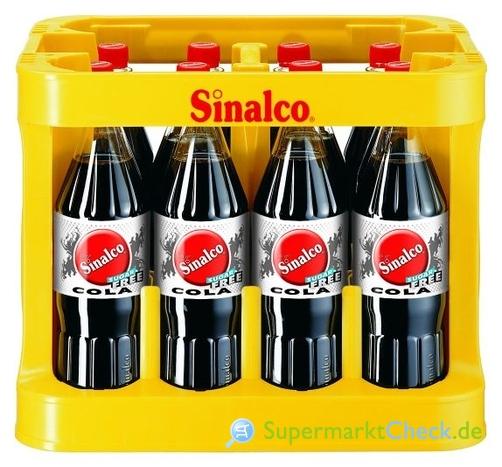 Foto von Sinalco Cola Sugar Free