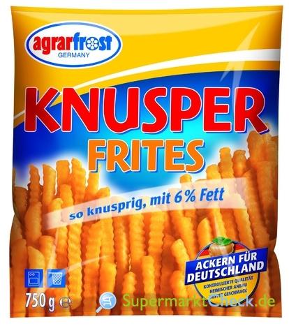 Foto von Agrarfrost Knusperfrites
