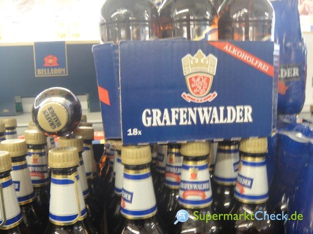 Foto von Grafenwalder Alkoholfreies Pils