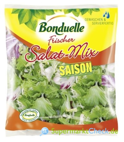 Foto von Bonduelle Frischer Salat-Mix der Saison