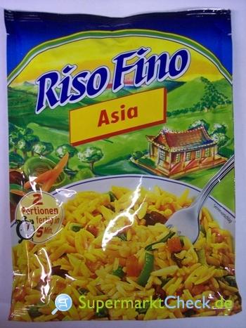 Foto von Riso Fino Reisgericht