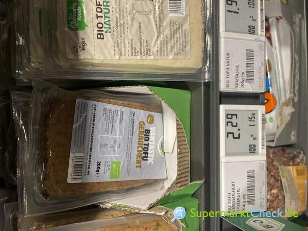 Foto von Vantastic Food Bio Tofu