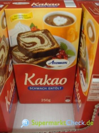 Foto von aromax Kakao