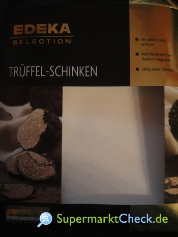 Foto von EDEKA Selection Trüffel Schinken