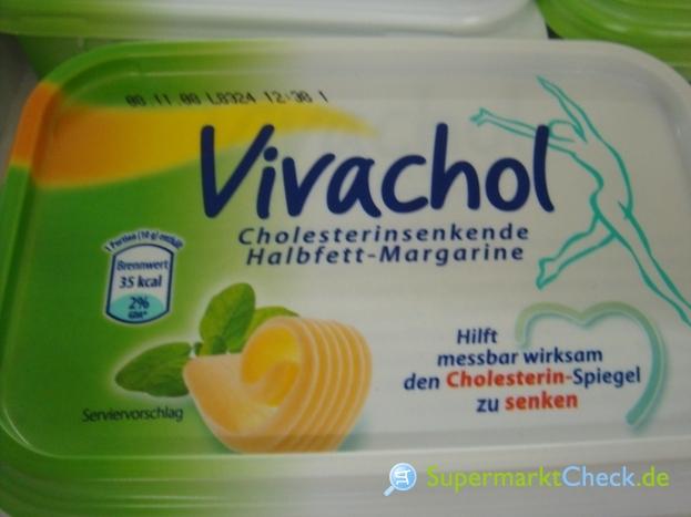 Foto von Vivachol / Aldi Süd Halbfett Margarine