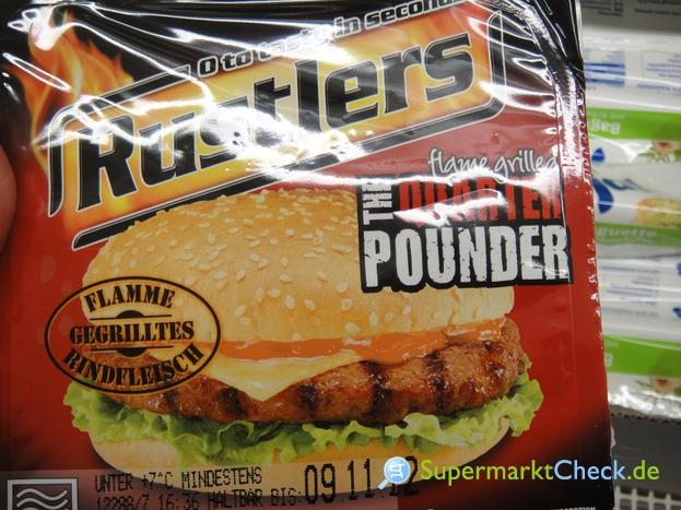 Foto von Rustlers Quarter Pounder