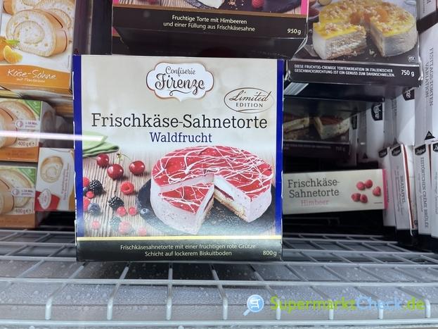 Foto von Confiserie Firenze Frischkäse Sahnetorte