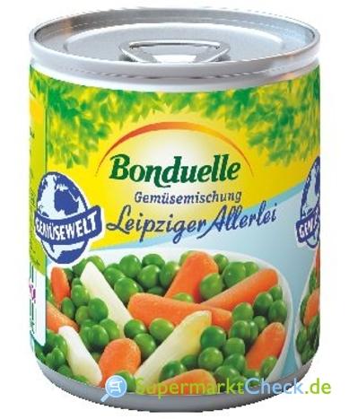 Foto von Bonduelle Gemüsemischung
